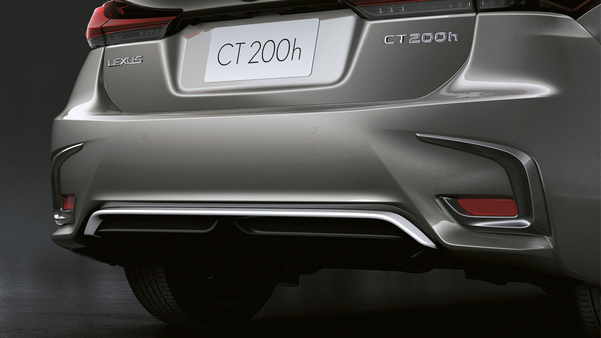 2018 lexus ct 200h my18 features parking assist monitor