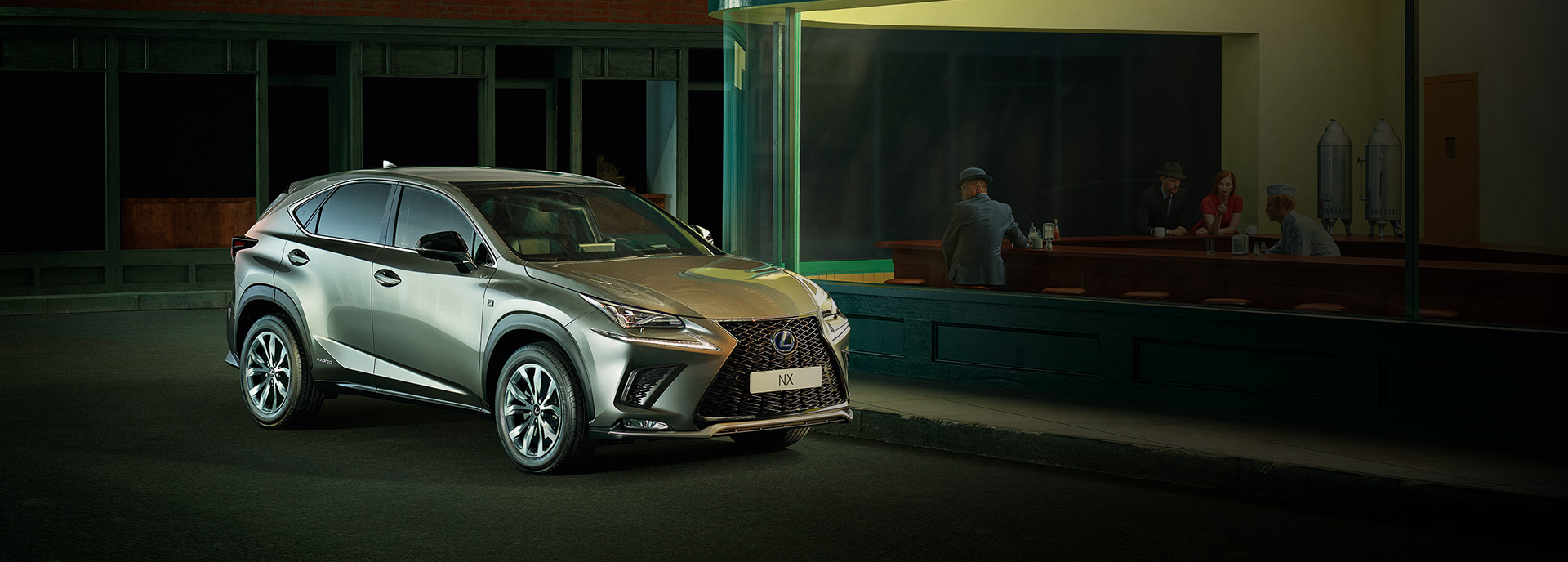 2018 lexus nx 300 campaign local hero