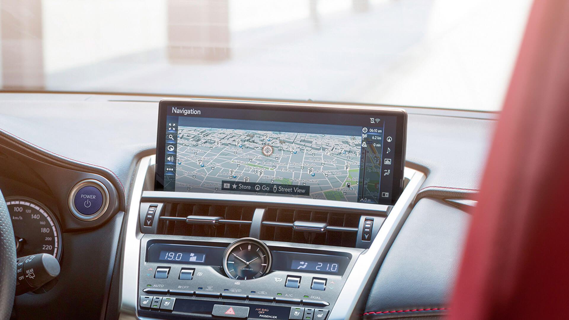 2018 lexus nx my18 features premium navigation