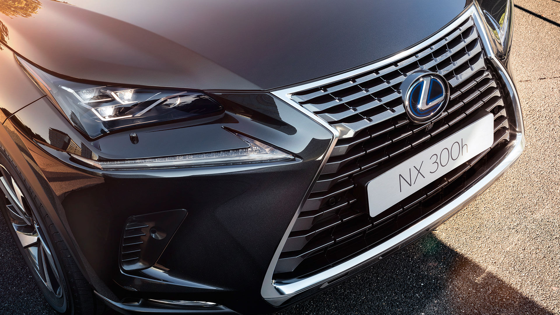 2018 lexus nx my18 features spindle grille
