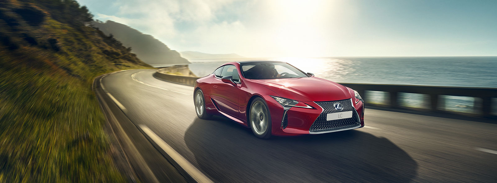 2017 Lexus LC TVC Video 01