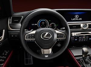 gs450h steering wheel