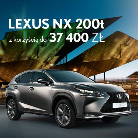 NX 200t spektakularny