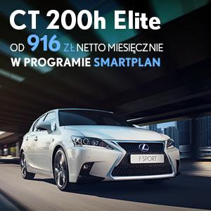 Smartplan Promocja CT200h