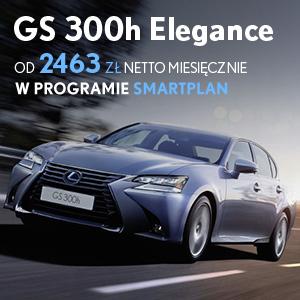 Smartplan Promocja GS300h