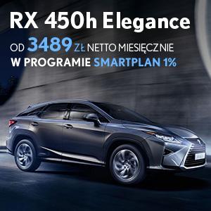 Smartplan Promocja RX450h