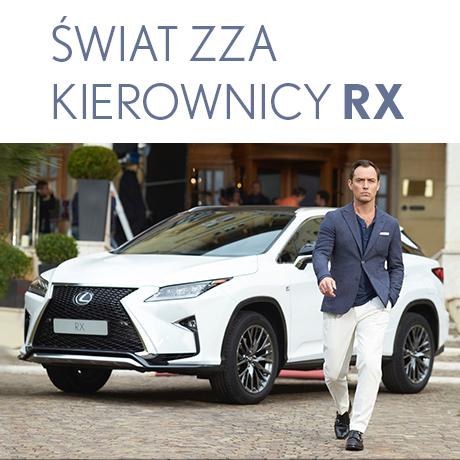 Swiat zza kierownicy RX