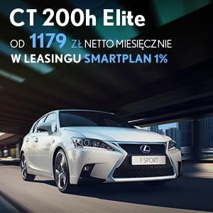 Smartplan 2017 CT 200h