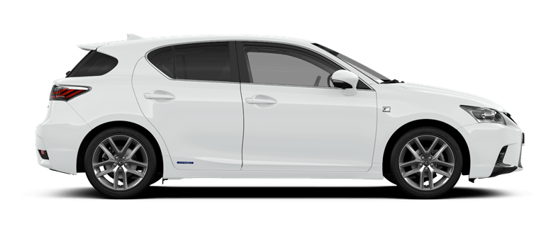 ct 200h fsport white