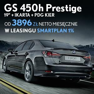 Smartplan 2017 GS 450h