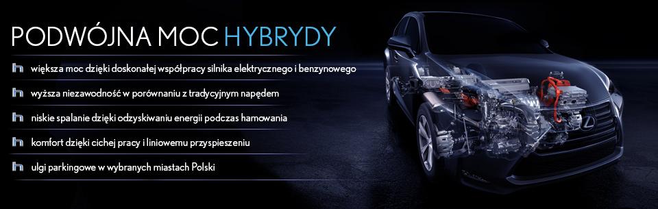 nowy nx hybrid power