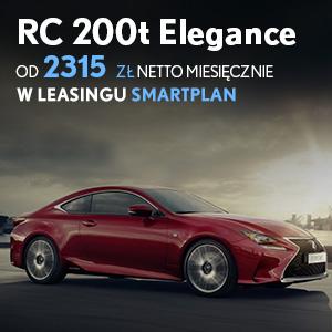 Smartplan 2017 RC 200t