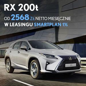 Smartplan 2017 RX 200t