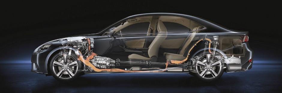 Lexus Hybrid Service