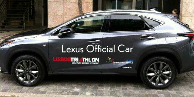 lisboa triathlon lexus