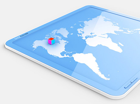 Diceover Un instrument interactiv care invita oamenii sa afle mai multe despre planeta noastra prezentat la LDA 2014