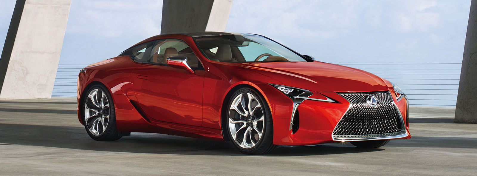 2017 Lexus LC 500 Design Gallery 001