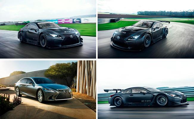 LS RC F GT3