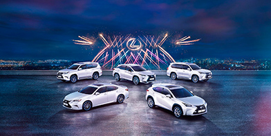 Автомобили Lexus