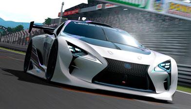 LF LC Gran Turismo th