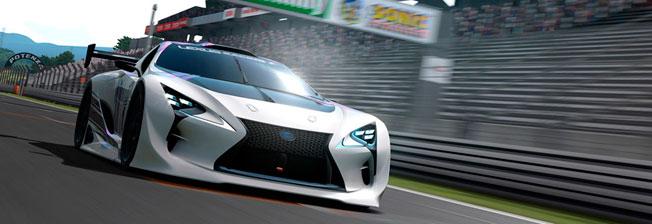 LF LC Gran Turismo