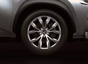 nx fsport thumb wheel