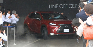 first lexus nx prev