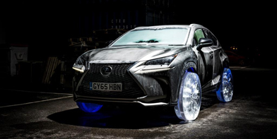 Lexus nx new prev
