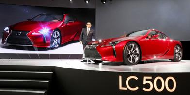 lexus lc 500 prev