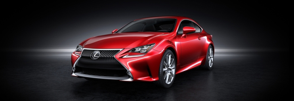 lexus rc top