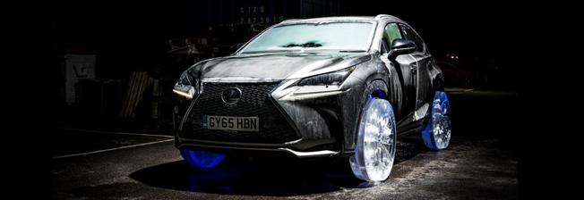 Lexus nx new top