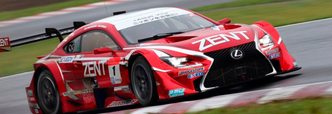 lexus super gt top