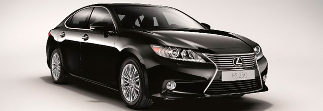 lexus new es rx top