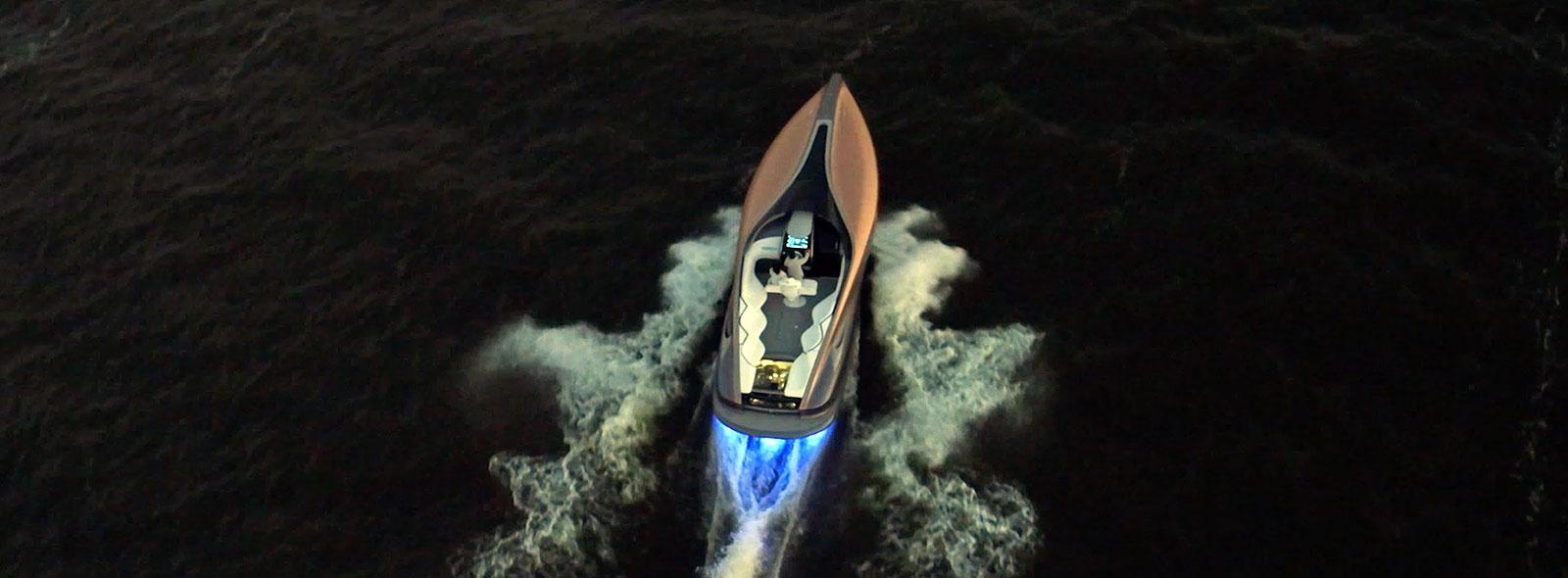 Videobild Lexus Sport Yacht
