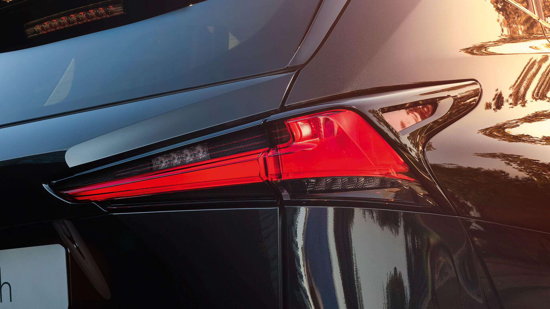 2018 lexus nx my18 features led rear lights