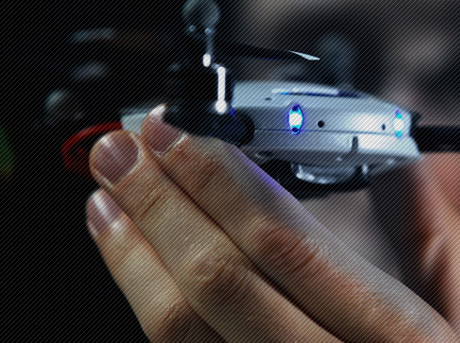 Lexus Swarm Att designa och bygga en svärm av små drönare