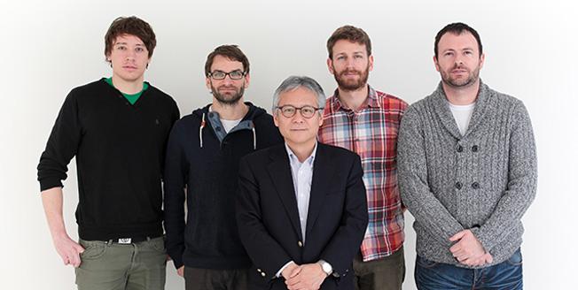 Philipp Schoessler Daniel Leithinger Prof Hiroshi Ishii Sean Follmer Dr Amit Zoran Lexus Design Awards