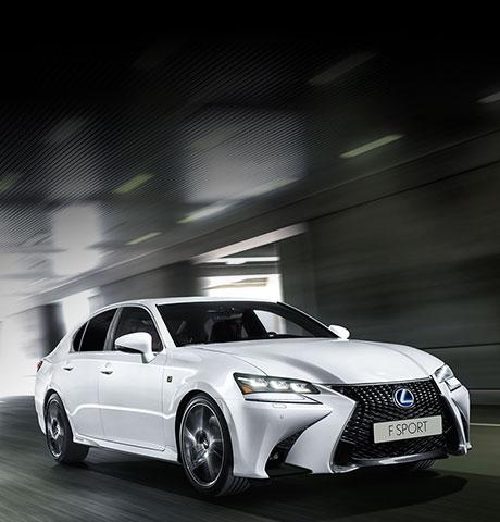 Modellbild Lexus GS