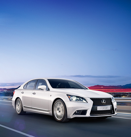 Modellbild Lexus LS