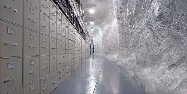 Underjordiskt arkiv