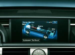 is 300h multimedia display