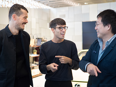 Diskussion Lexus Design Awards 2016