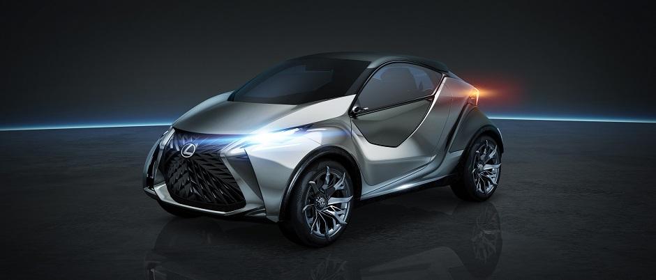 Lexus konceptbil LF SA
