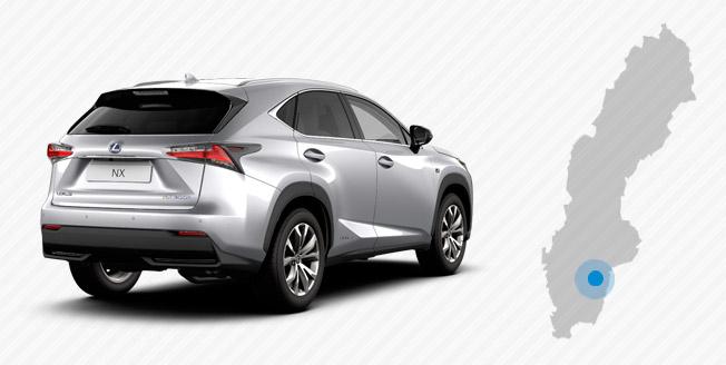 Auktoriserad Lexus återförsäljare i Linköping