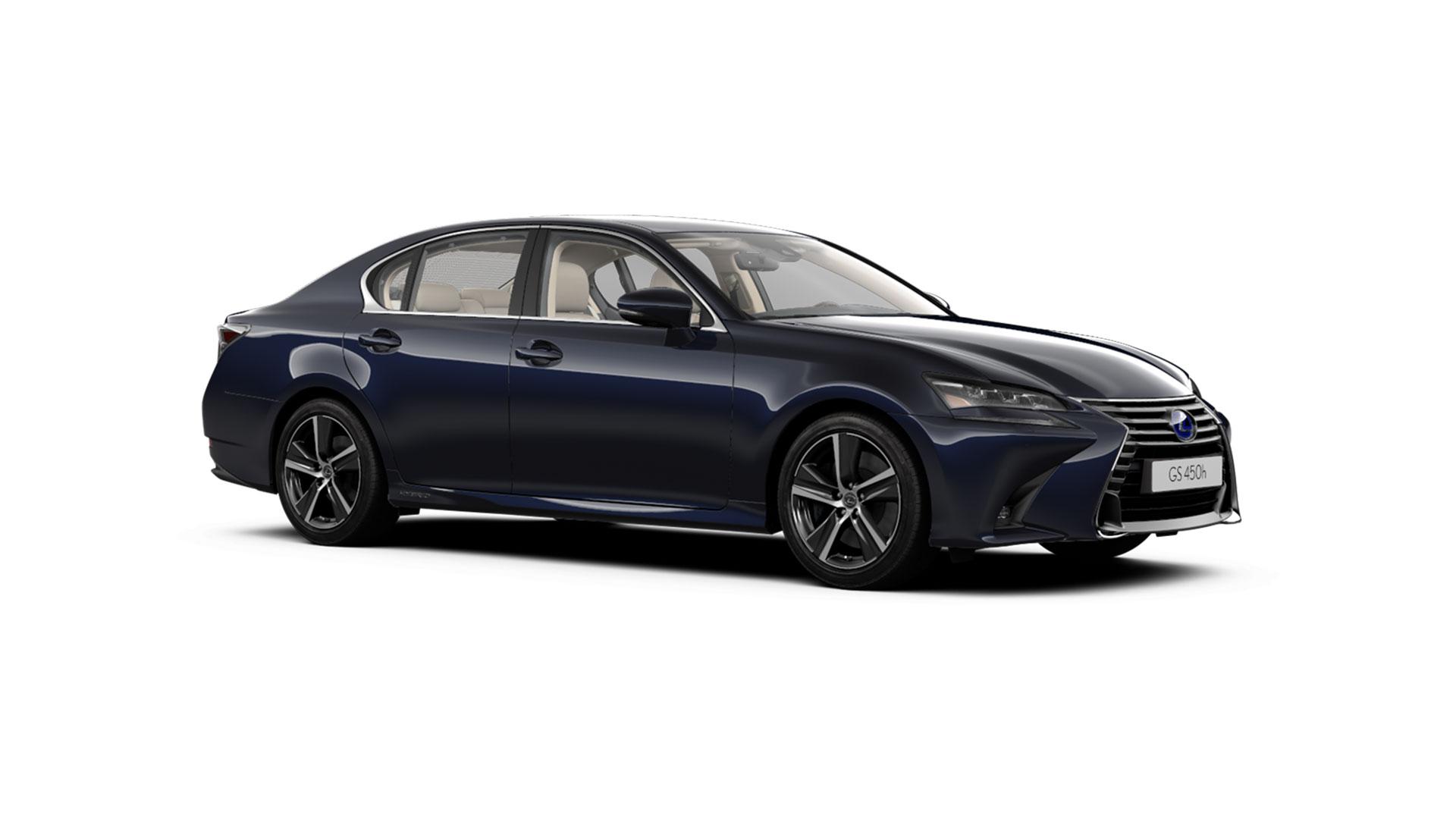 2017 lexus hybrid meet the gs ccis