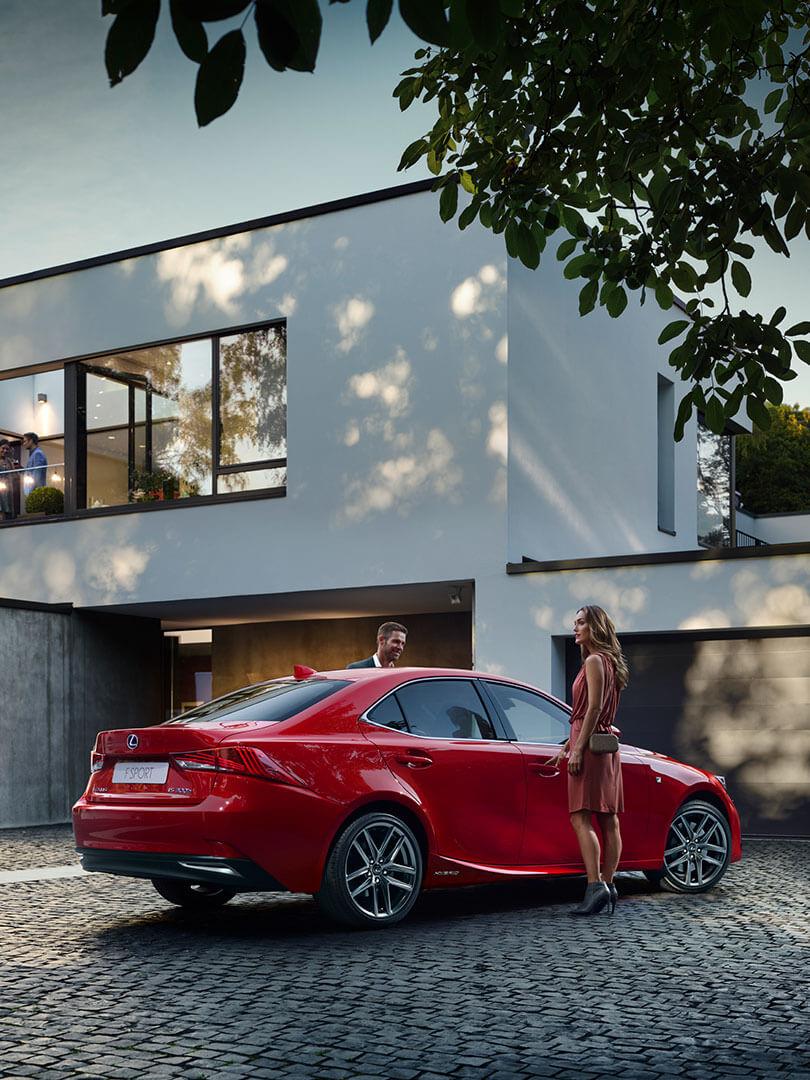 2017 lexus hybrid portrait is driving the future
