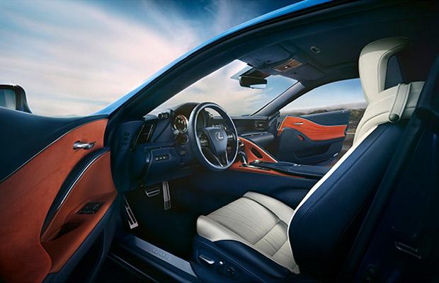lexusun super coupesi lc 500 takumi isciligi ile farkini ortaya koyuyor 3