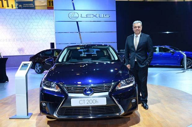 Lexus Ali Haydar Auroshow 3