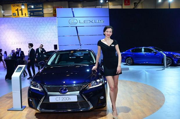 Lexus CT Autoshow 5