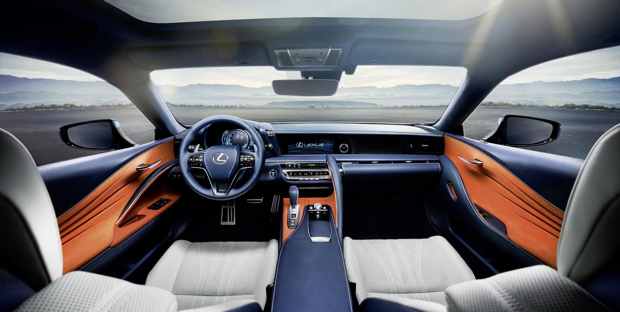 Lexus LC 500h 01